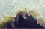 Orchidées - 92 x 61 cm - PM Allard