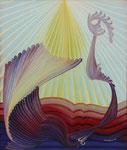 Cocorico - 57 x 67 cm - PM Allard