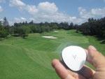 パーゴルフダブルス選手権 美浦GC大会でもお試し無料レンタルは大好評でした。