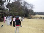 高坂CC岩殿コースにて開催された「カワナミゴルフスクール吉祥寺」ラウンドレッスンに参加されたぼぼ全員の皆様にVC3をご利用頂きました♪
