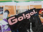ゴーゴル第52号(11/5発行)のGo!gol Selectionに「改良を重ねスタイリッシュなデザインと軽さ、操作性を向上させた・・・」と記事掲載されました♪