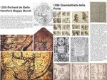 Richard de Bello. 1250. Giambattista della Porta schetste in 1586. Uit: Martijn Huting. Timeline. 2016.