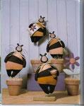 Тильда пчела летающая