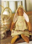 Кукла, Тильда заяц