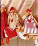 Кукла, Тильда, Сонный ангел