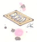 """冬の漬物""""なた漬け"""""""