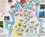 北東北3県名所マップ