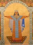 Prinzessin aus Byzanz, 36x46