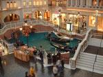 Grand Canal im Venetian Hotel, Las Vegas