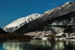 Parco Nazionale d'Abruzzo, Lazio e Molise, lago di Barrea e Villetta Barrea