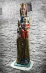 Santa Maria in Ronzano Madonna con Bambino da un tronco unico di ulivo