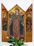 Gessopalena,  Santa Maria dei Raccomandati, Madonna della Misericordia sec. XVI