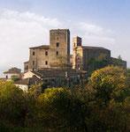"""Rosciano, Rocca dei """"Paladini"""" 0 dei """"Capitani"""