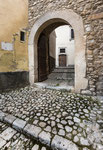 Sulmona, porta Mulina