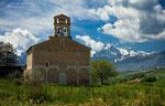 Santa Maria in Ronzano e il Gran Sasso