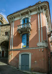 Pratola Peligna, palazzo D'Angiò