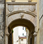 Sulmona, porta