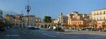 Sulmona, piazza Garibaldi, già piazza Maggiore