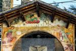 Isola del Gran Sasso, Cona di San Sebastiano Annunciazione
