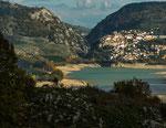 Parco Nazionale d'Abruzzo, Lazio e Molise, lago di Barrea