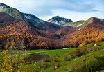 Parco Nazionale d'Abruzzo, Lazio e Molise, Campitelli e il Monte Meta