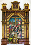 Gessopalena,  Santa Maria dei Raccomandati, Deposizione