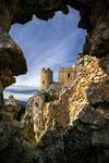 La Rocca e i ruderi del villaggio