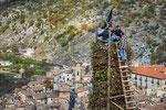 Scanno, Glorie di San Martino