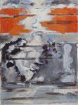 Ecorces de Bouleau - Format 28 x 37,5 cm