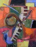 Musique - Format 70 x 90 cm