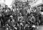 昭和26年 鳥越祭