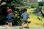 Lebensfrohe Kinder