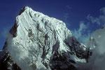 Cholatse 6440 m - Tele -