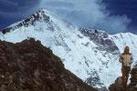Cho Oyu 8201 m vom Gokyo Ri 5357 m