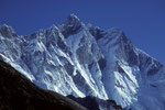 Lhotse 8501 m und Lhotse Shar 8383 m - Tele -