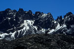 Mawenzi-Bergspitzen  5148 m