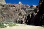 "Colorado River mit Blick zum ""Vishnu Tempel"""