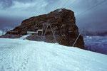 Station Chli Matterhorn 3883 m