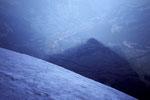 Wetterhorn-Schatten auf Grindelwald