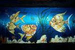 Batik - Unterwassermotiv