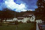 Dalada Maligawa - Tempel des Heiligen Zahns