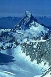 Matterhorn vom Weisshorn  4505m