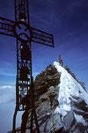 Matterhorn  Italiener Gipfel  4477m