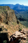 Bright Angel Trail im Abstieg II