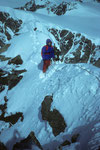 Michael kurz vor dem Gipfel - in memoriam -