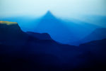 Schattenbild Adam´s Peak  2243 m