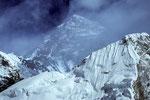 Mount Everest 8848 m - Tele -
