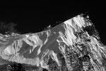 Gipfel o. Namen von Gorak shep
