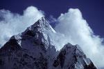 Ama Dablam 6856 m  - Tele -