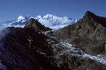 Ganesh Himal mit 7000er im Westen I
